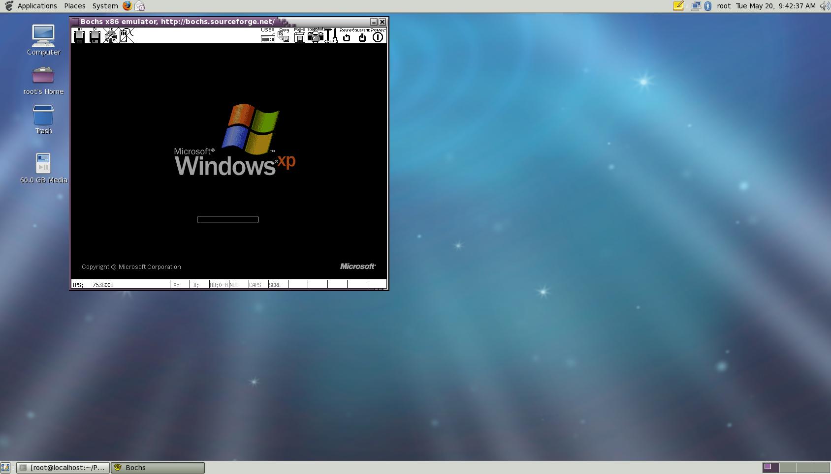 Bochs download linux