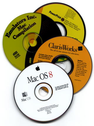 software bundle available with SoftMac 2000